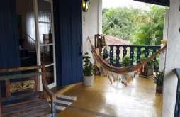 REF: 579 - Casa em Condomínio/loteamento Fechado em Ilhabela/SP  Siriuba