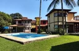 REF: 592 - Casa em Condomínio/loteamento Fechado em Ilhabela/SP  Agua Branca
