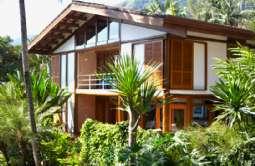 REF: 602 - Casa em Condomínio/loteamento Fechado em Ilhabela/SP  Saco da Capela
