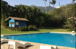 REF: 611 - Casa em Condomínio/loteamento Fechado em Ilhabela/SP  Cocaia