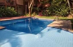 REF: 638 - Casa em Condomínio/loteamento Fechado em Ilhabela/SP  Agua Branca