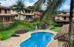 REF: 689 - Casa em Condomínio/loteamento Fechado em Ilhabela/SP  Bexiga