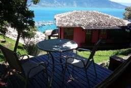 Casa em condomínio/loteamento fechado para locação temporada  em Ilhabela/SP - Itaquanduba REF:597