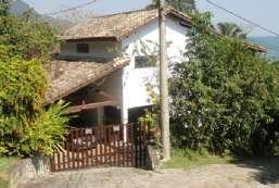 Casa para locação  em Ilhabela/SP - Água Branca REF:608
