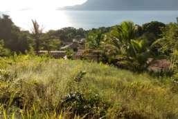 Terreno à venda  em Ilhabela/SP - Agua Branca REF:626