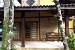 Casa em condomínio/loteamento fechado para locação temporada  em Ilhabela/SP - Feiticeira REF:544